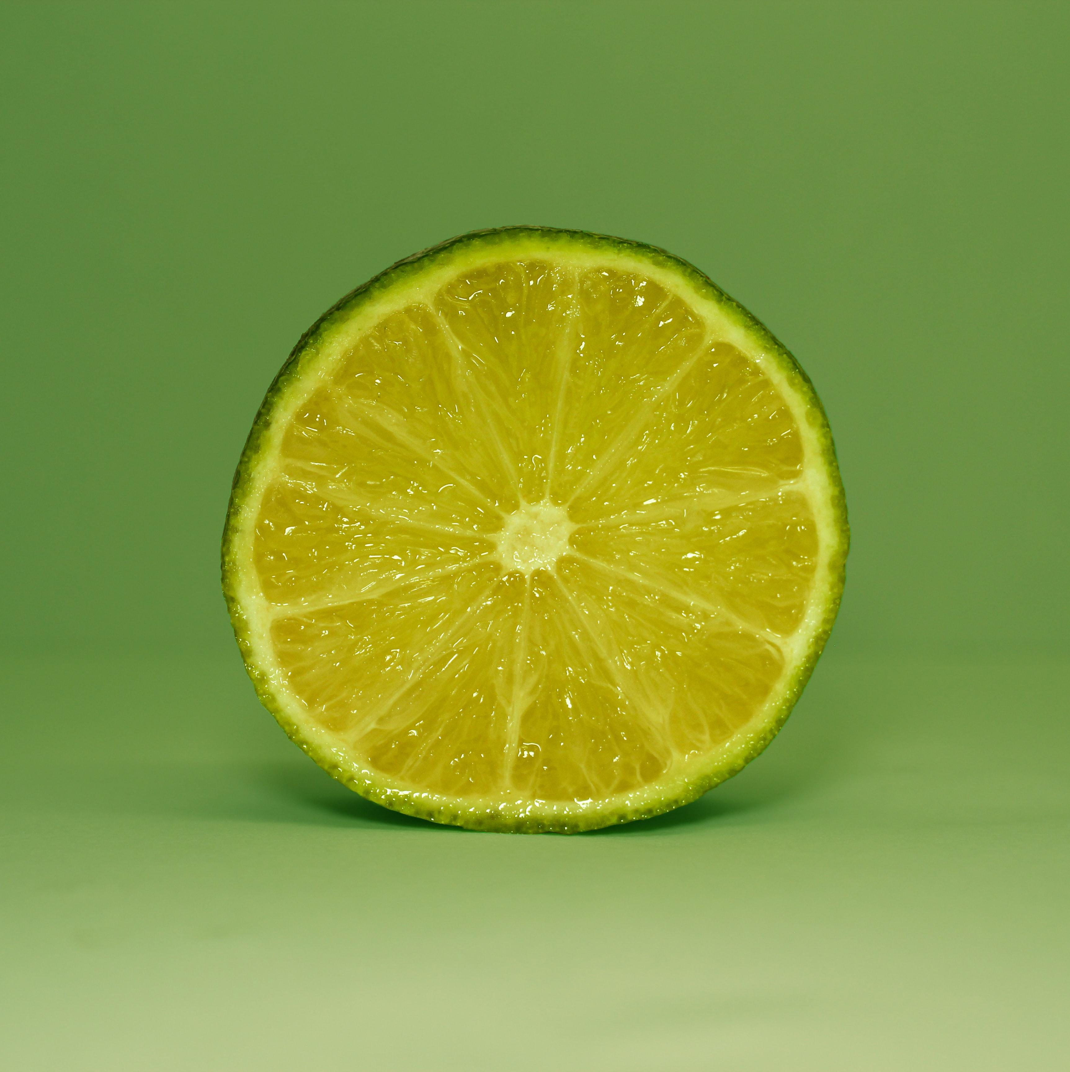 Ingefærshots med lime